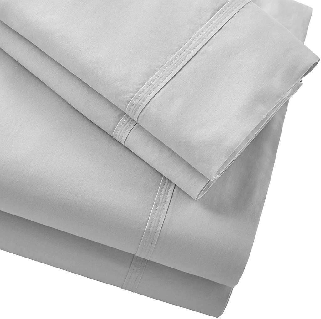 amazon rivet percale cotton sheets