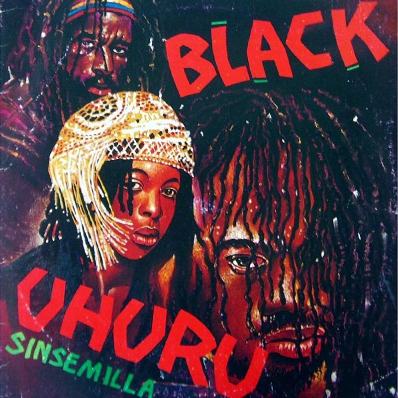 black uhuru sinsemilla