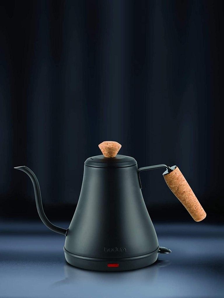 bodum gooseneck electric kettle