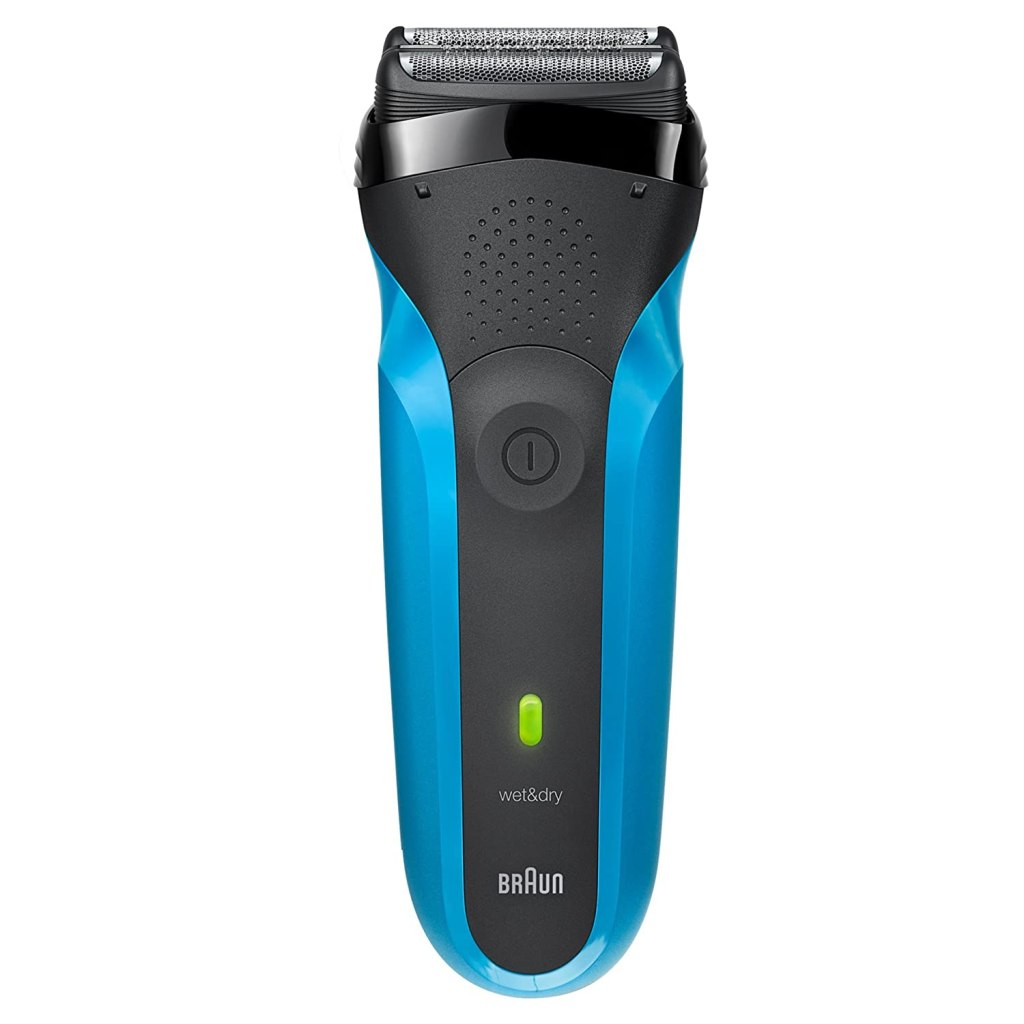 braun series 3 cordless shaver