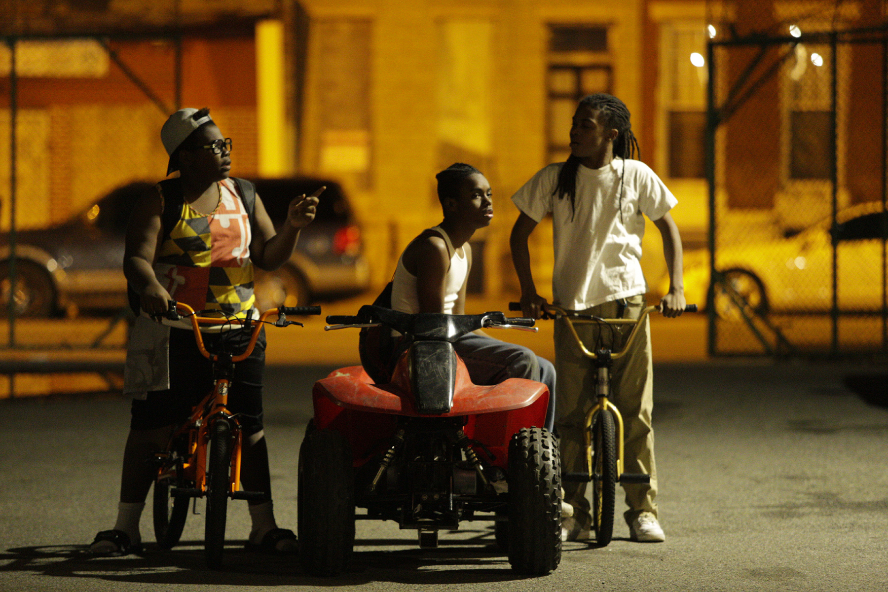 Charm City Kings Review Coming Of Age Drama Just Spins Its Wheels Rolling Stone