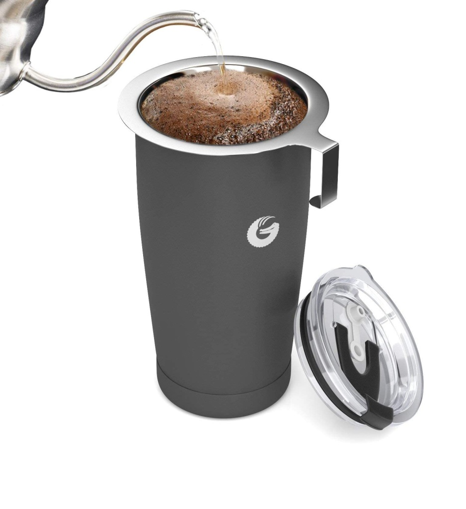 Best Travel Coffee Makers - Coffee Gator Pour Over Maker