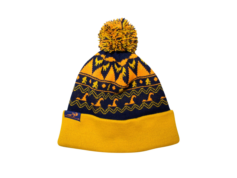 Best Winter Accessories - Head Sweats Pom Pom Beanie