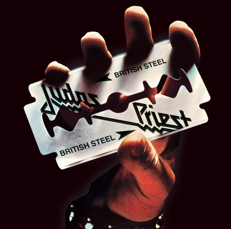 judas priest british steel