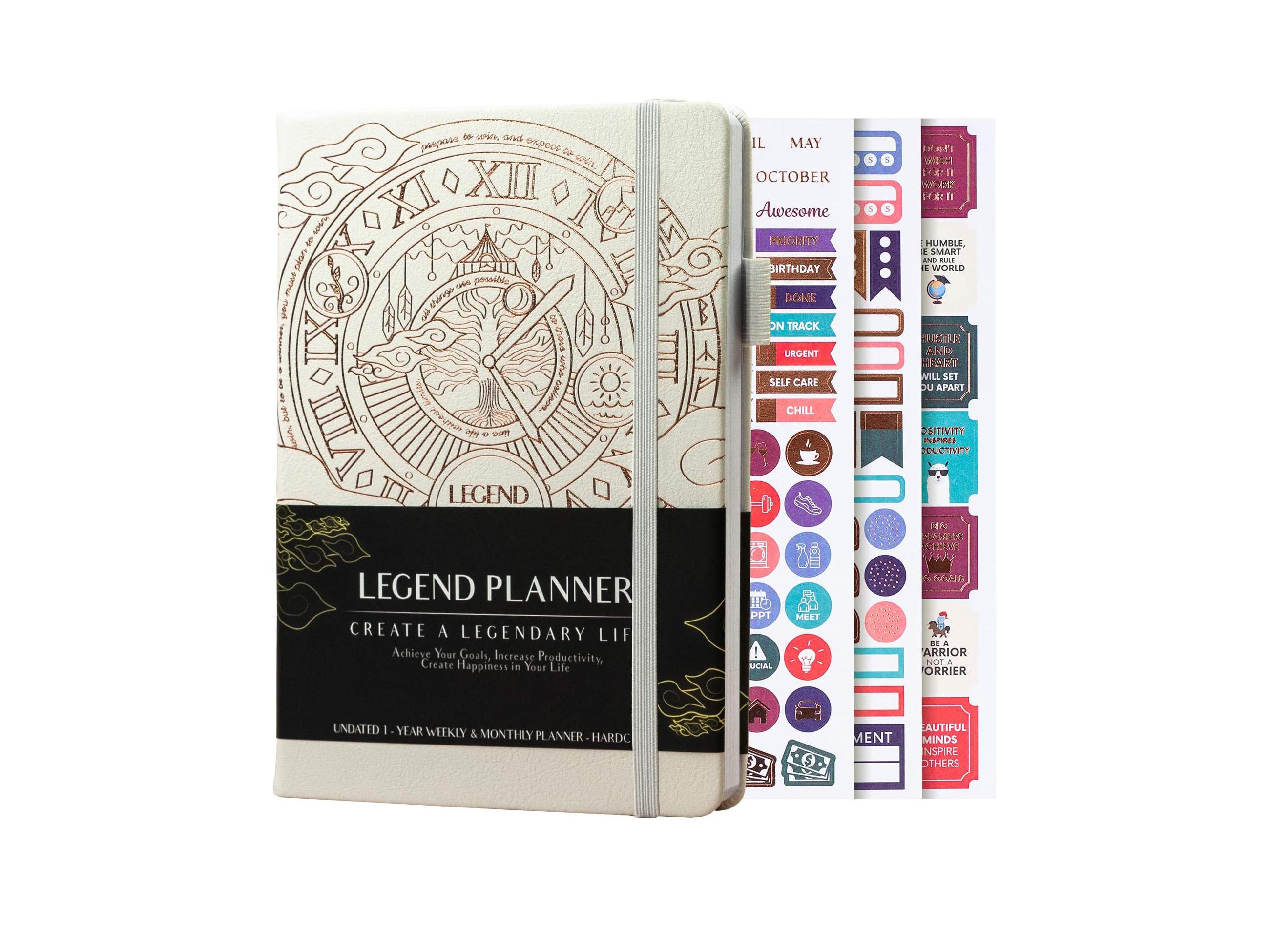Best Productivity Planners - Legend Planner
