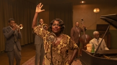 Viola Davis, Chadwick Boseman Strive for Blues Perfection in 'Ma Rainey's Black Bottom' Trailer