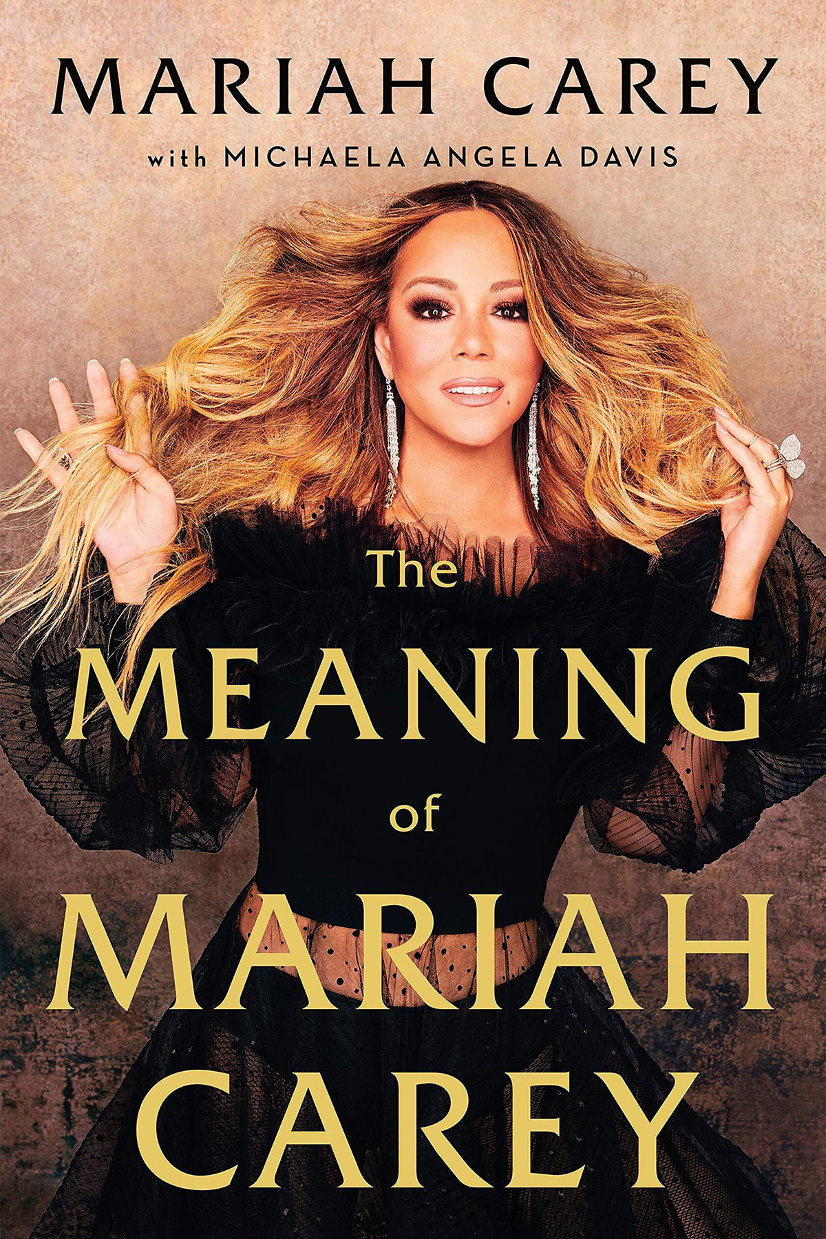 mariah carey book
