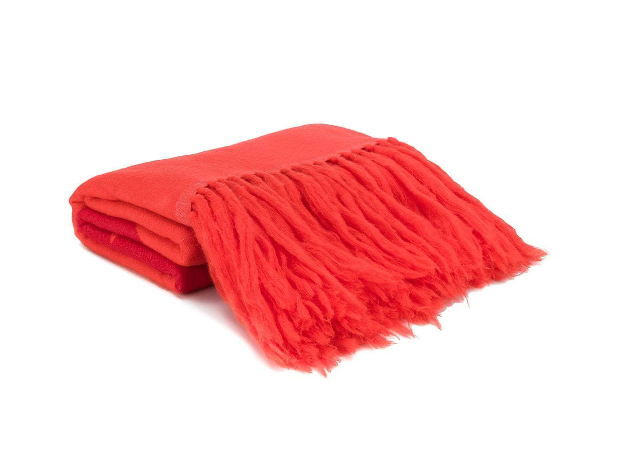 Best Throw Blankets - Off-White Arrow Knitted Blanket