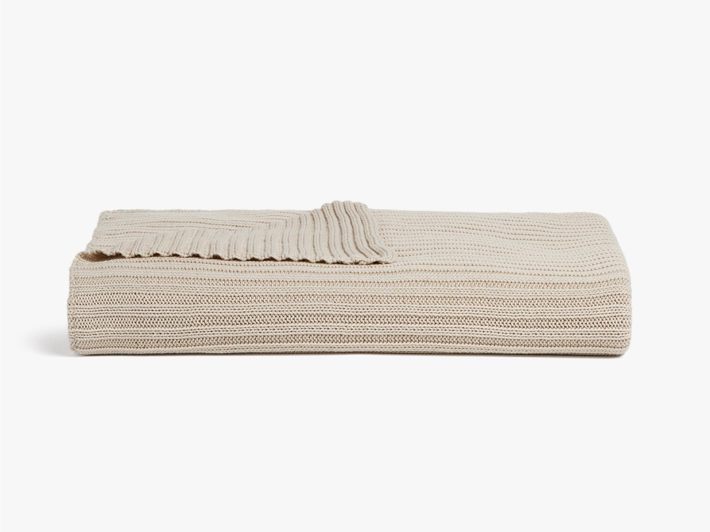 Best Throw Blankets - Parachute Knit Throw