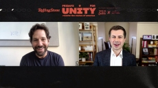 See Paul Rudd, Pete Buttigieg Talk Importance of 2020 Election During 'Fridays for Unity'
