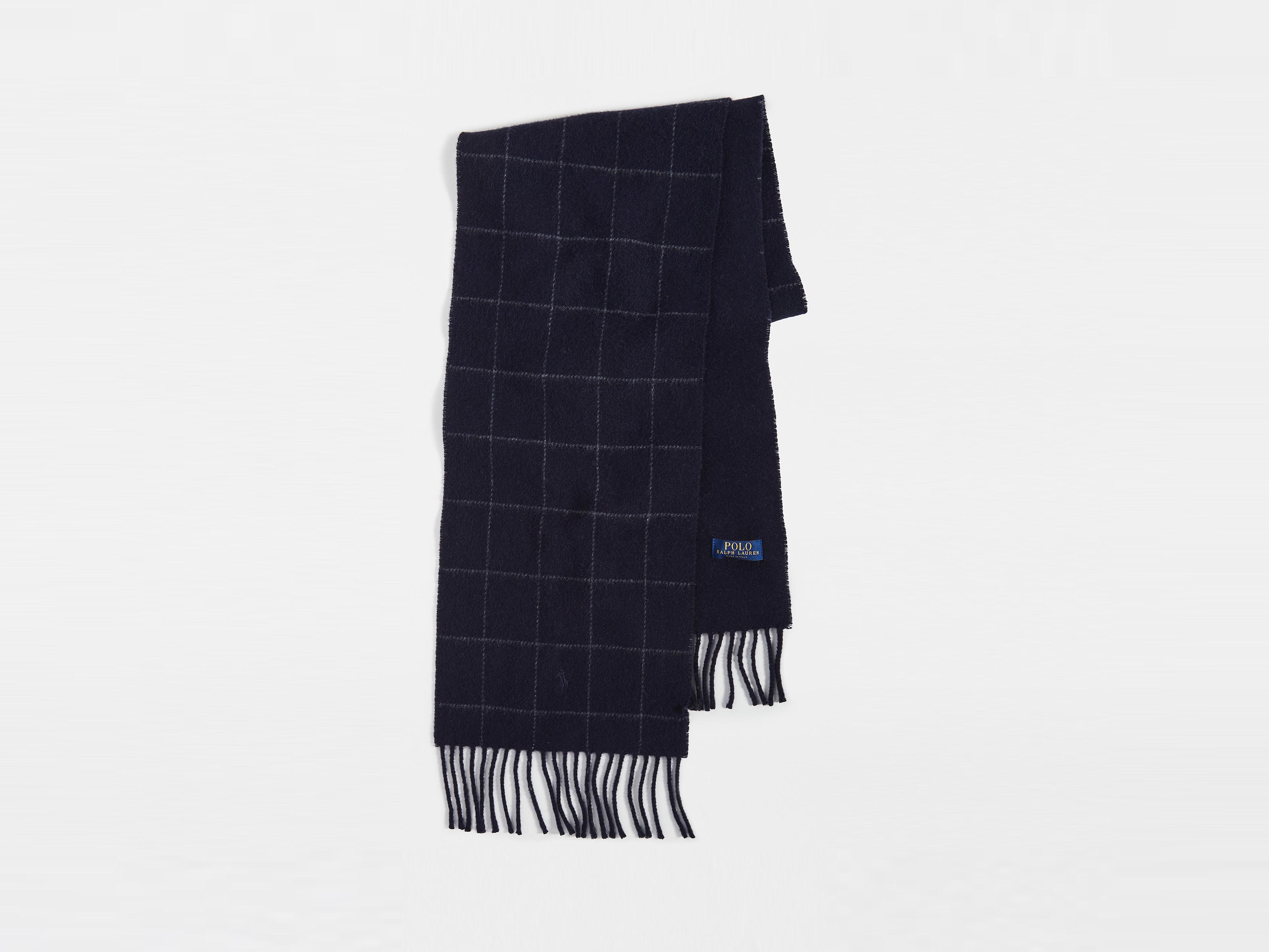Best Winter Accessories - Polo Ralph Lauren Scarf