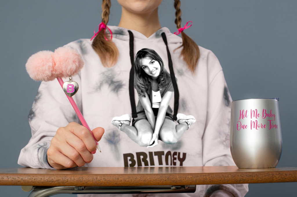 britney spears loot crate