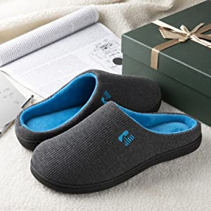 rockdove memory foam slipper
