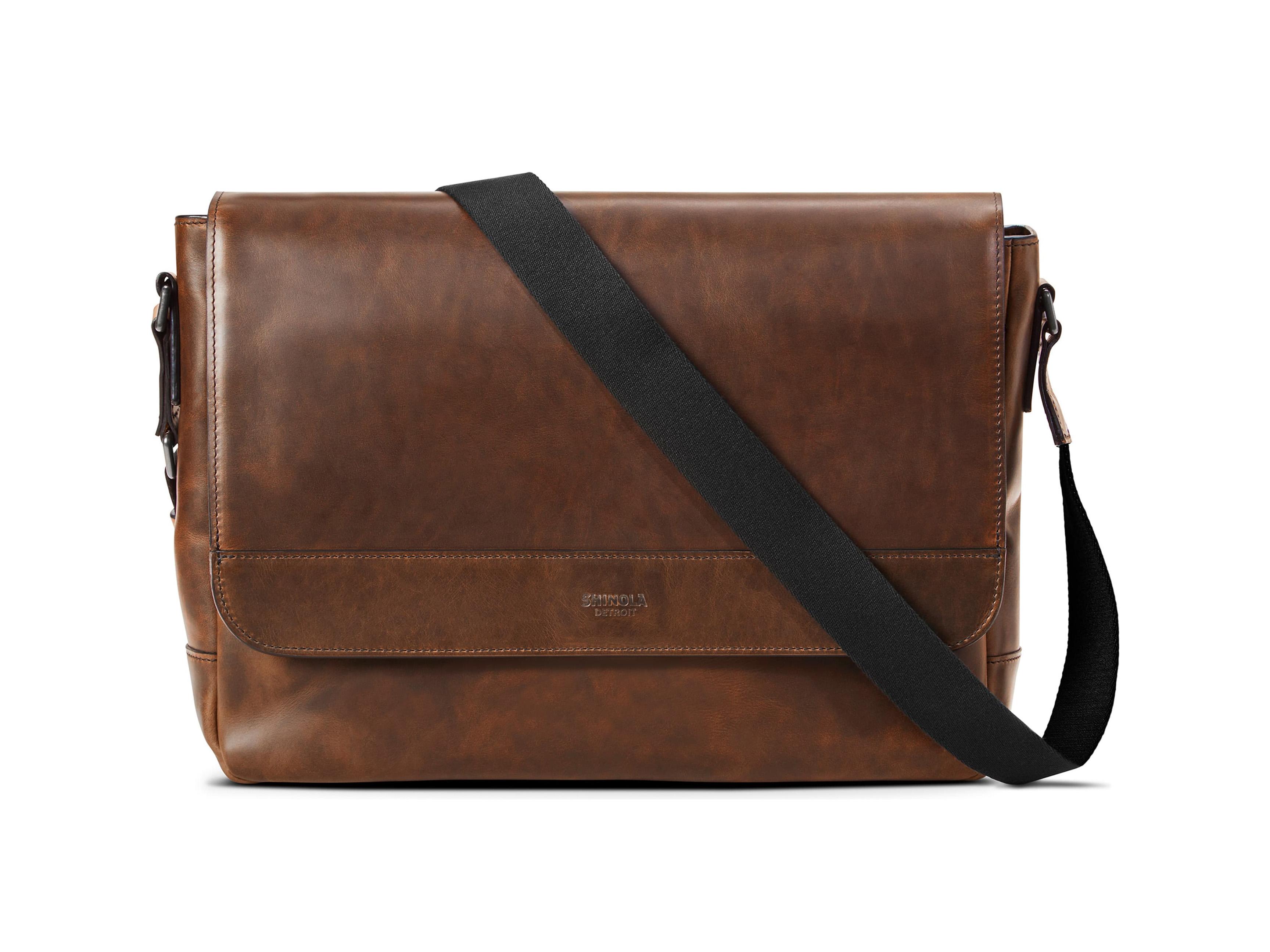 Best Commuter Messenger Bags - Shinola