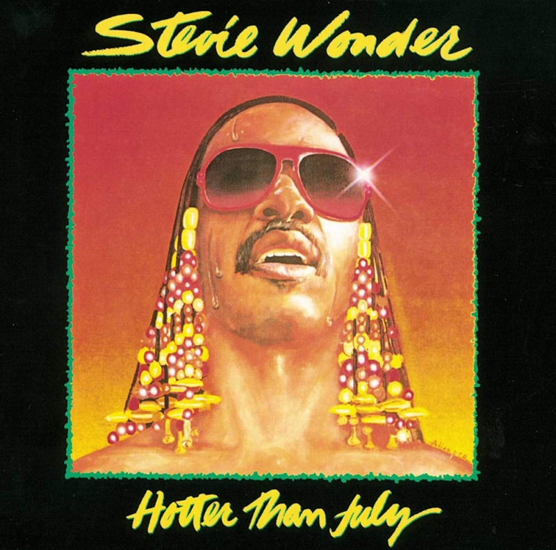 stevie wonder hotter than july