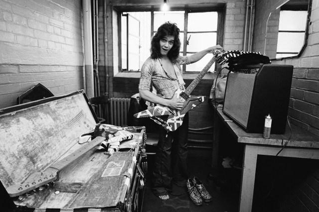 Eddie Van Halen: A Special Rolling Stone Tribute