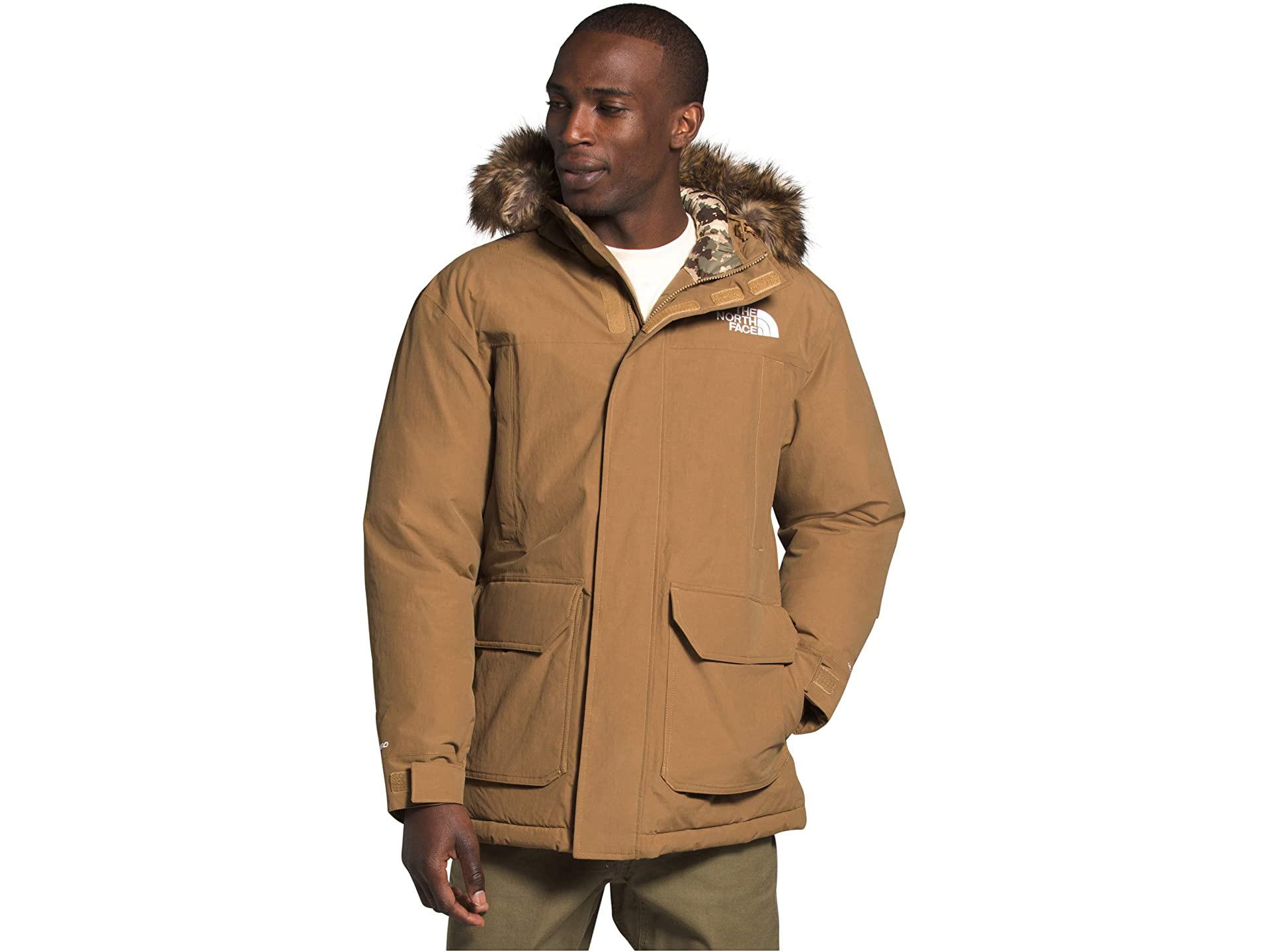 Best Men's Winter Jackets - The North Face McMurdo Parka