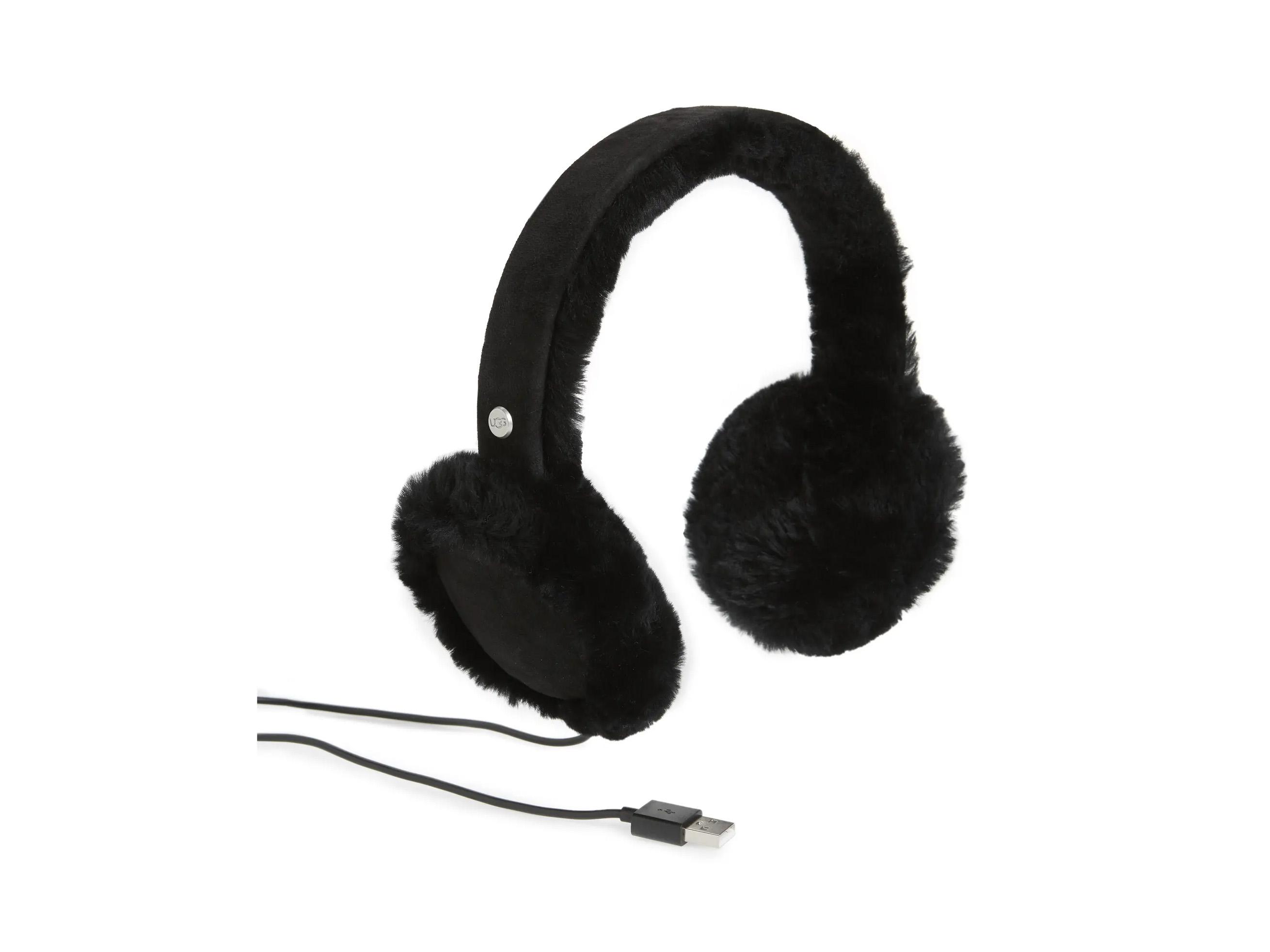Best Winter Accessories - Ugg Bluetooth Earmuffs