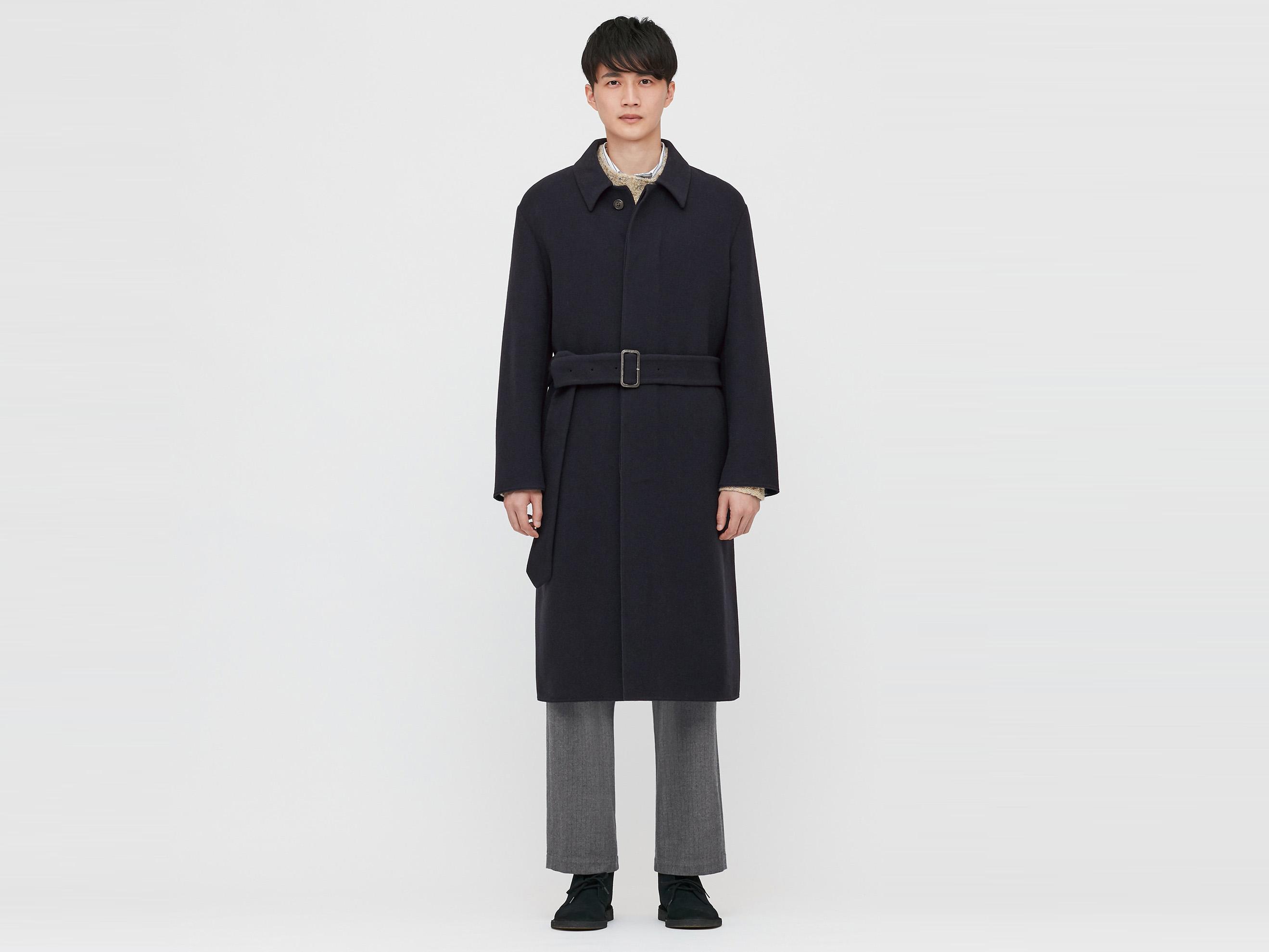 Best Men's Winter Jackets - Uniqlo JW Anderson
