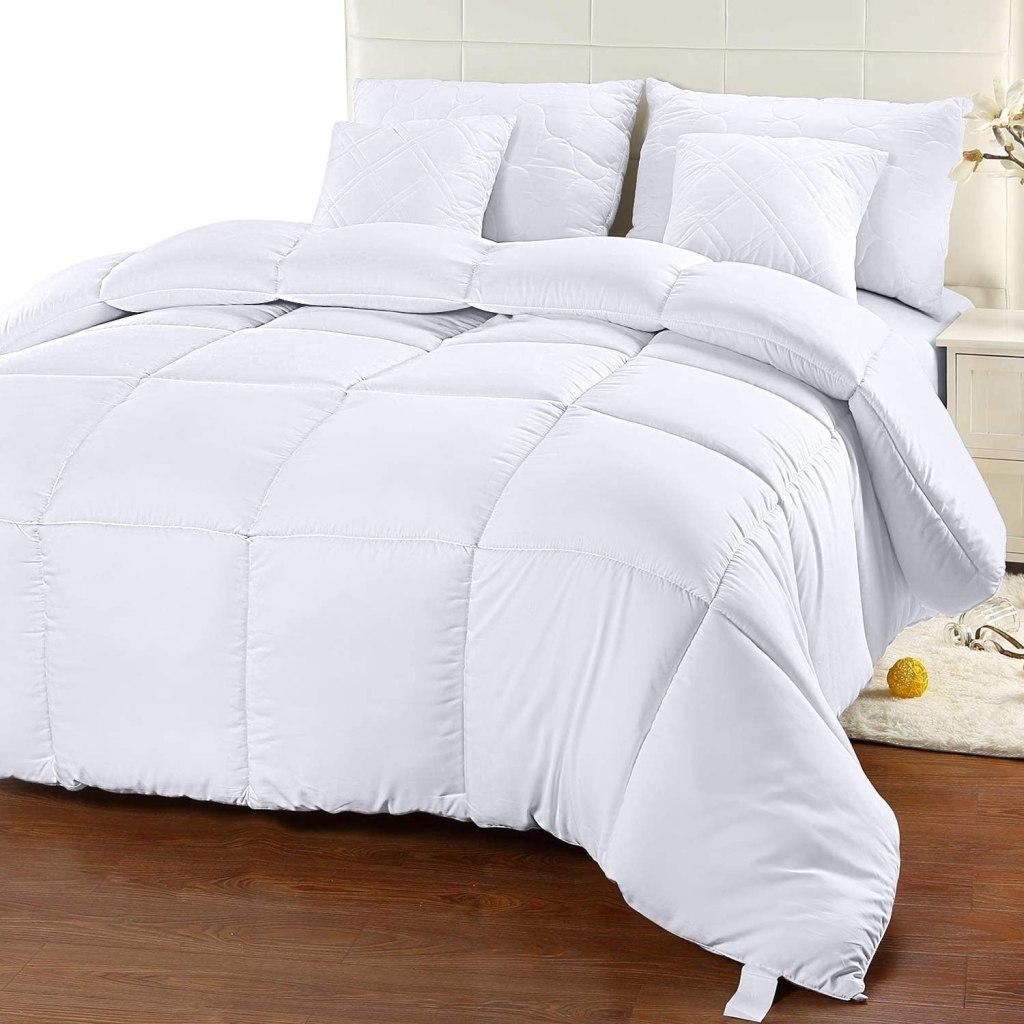 utopia bedding comforter duvet