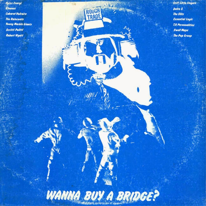 wanna buy a bridge