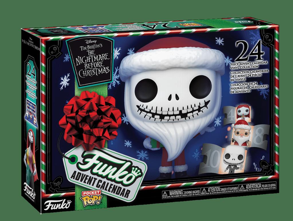 Nightmare Before Christmas Funko Advent
