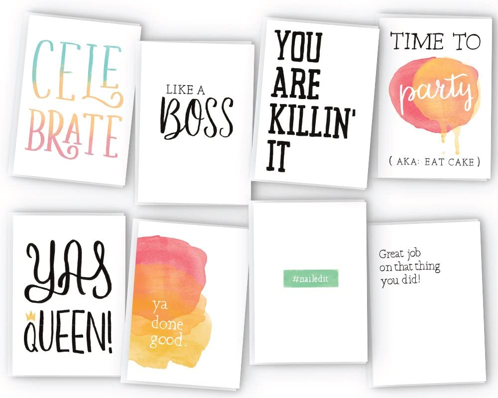 Sassy greeting cards