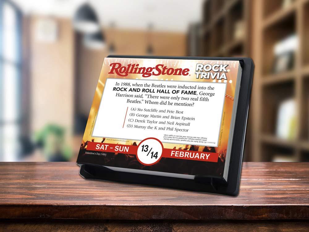rolling stone calendar