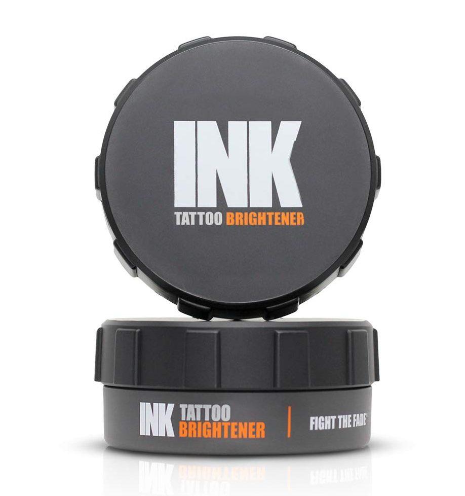 ink brightening balm