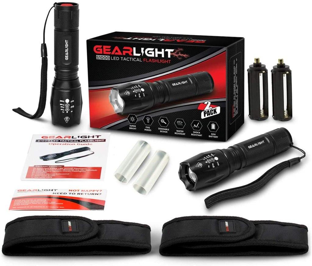 outdoor flashlights