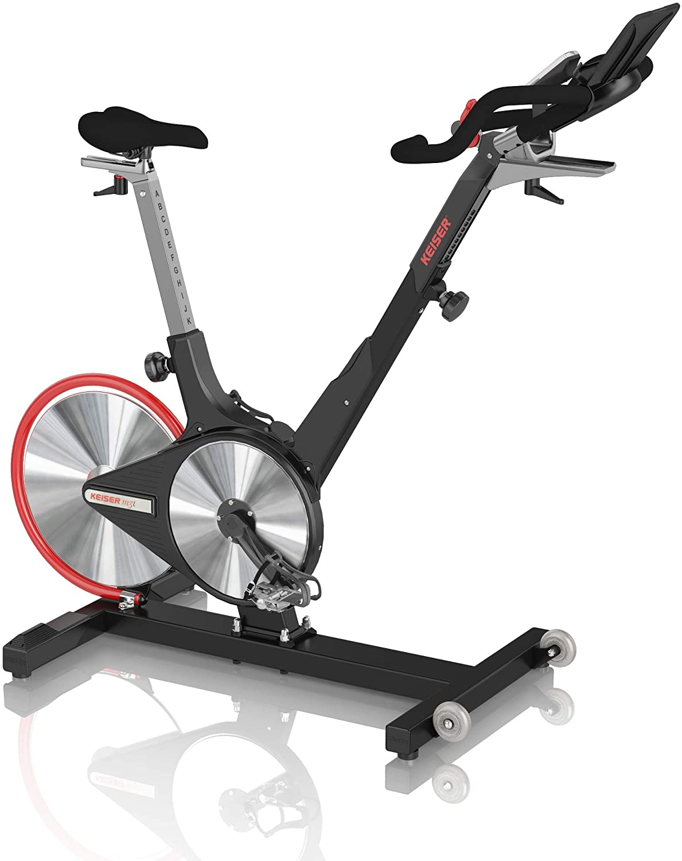 stationary bike amazon keiser