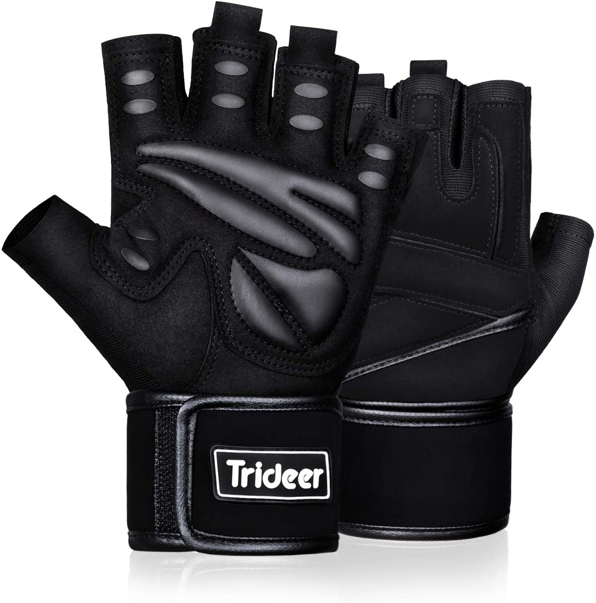 workout gloves trideer