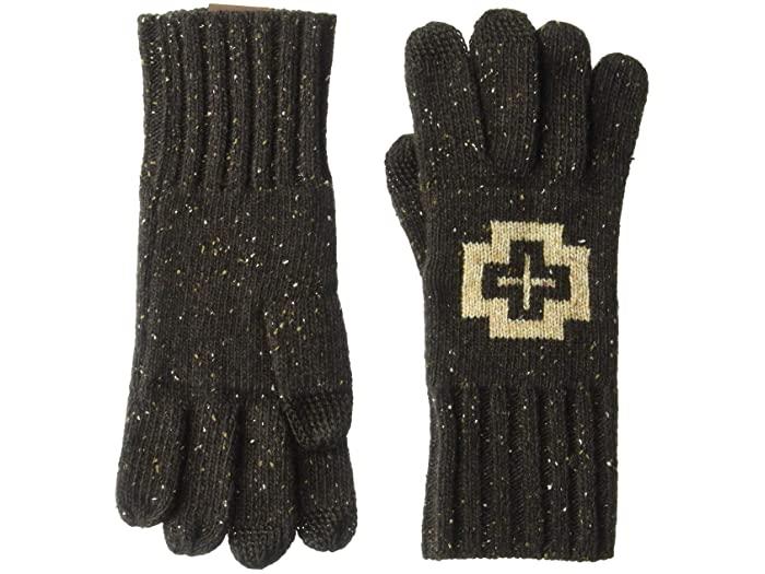 wool gloves touchscreen pendleton