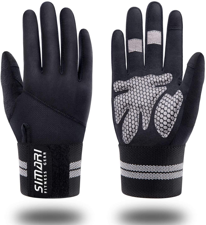 workout gloves full finger