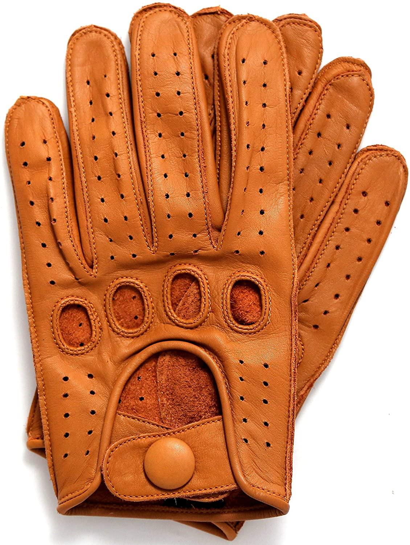 driving gloves men's stylish