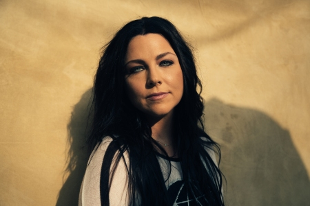 A Fan met Amy Lee after a show where she worked at a gig and had a chat with her.