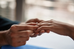 The Latest Pandemic Trend: Getting Engaged