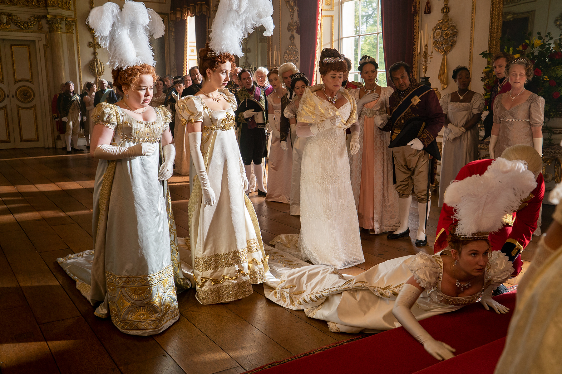Bridgerton' Brings Scandal to Regency-Era England: Watch the Trailer -  Rolling Stone