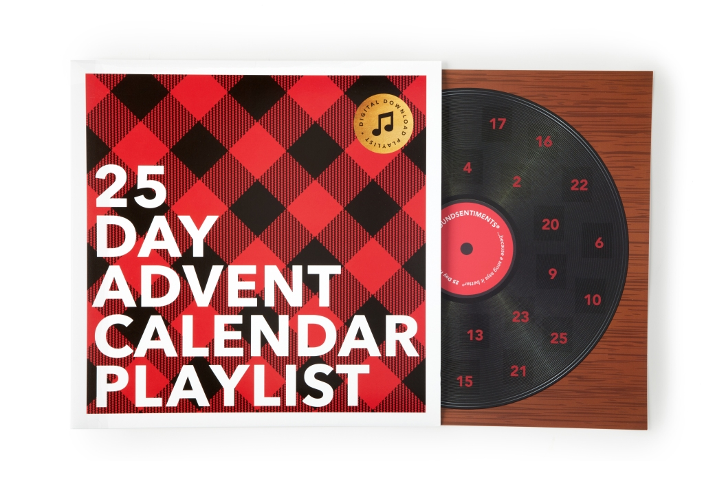 Holiday Music Advent Cal
