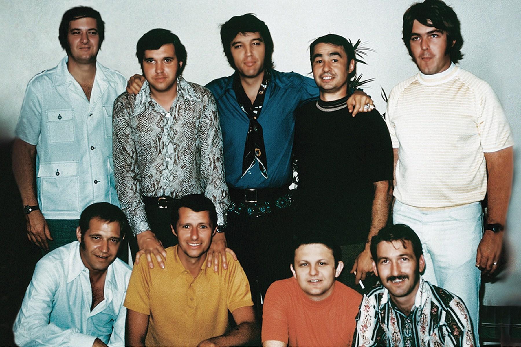 Elvis Presley, Nashville Cats