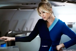 'The Flight Attendant': Kaley Cuoco Reaches New Heights