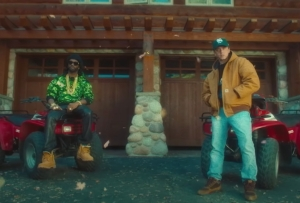 Juicy J Releases 'The Hustle Continues' LP, Drops '1995' Video With Logic