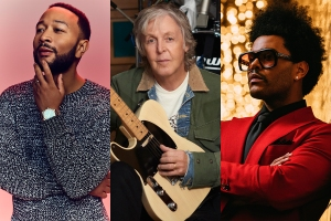 Paul McCartney, the Weeknd, John Legend Donate Microphones for Charity Sale
