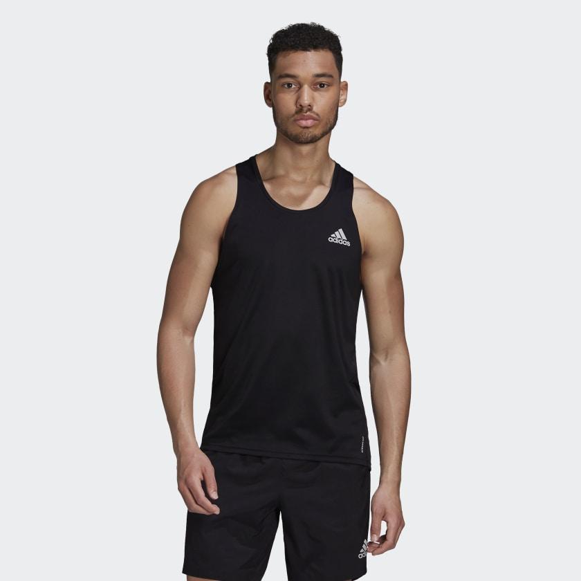 running tank top adidas