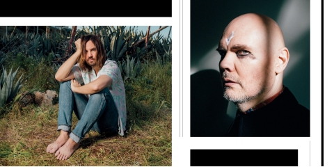 Musicians on Musicians: Kevin Parker and Billy Corgan