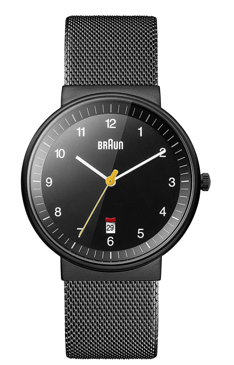 black watch modern braun