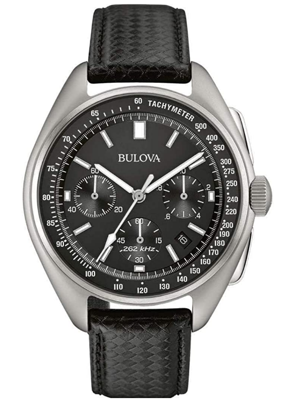 racing watch bulova