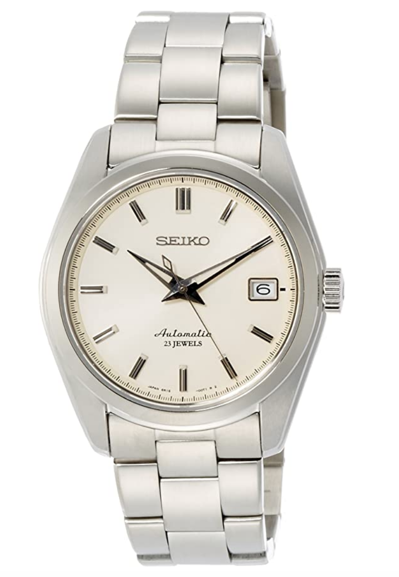 bracelet watch seiko sarb035