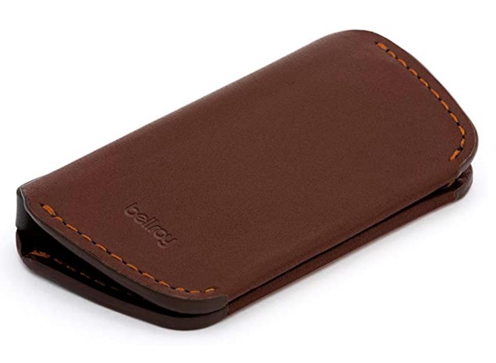 leather key holder organizer