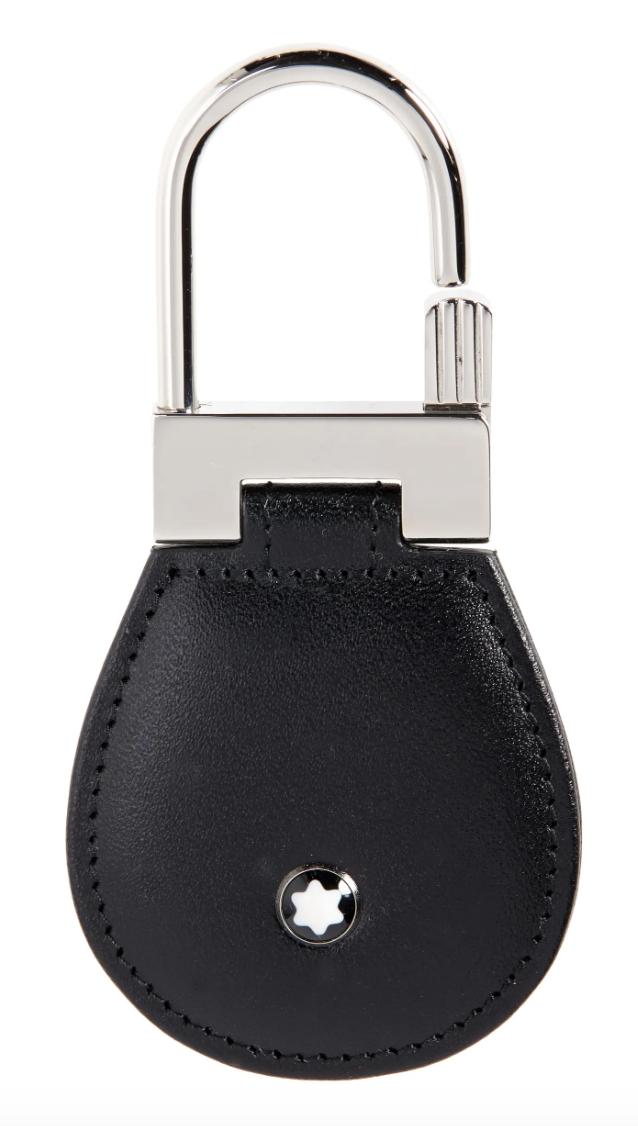 leather key fob designer
